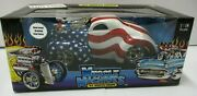 Willys 1941 Blown And03941 Coupe 1/18 118 Muscle Machines Diecast Car Stars Stripes
