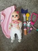 Baby Alive Real As Can Be Interactive Doll
