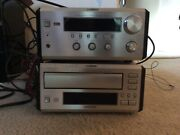 Yamaha Rx-e400 Home Stereo System With Cd Player Portable