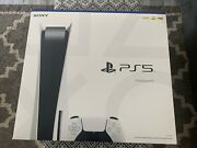 Sony Ps5 Blu-ray Edition Console - White