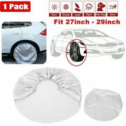 27-29 Wheel Tire Tyre Protection Cover For Car Jeep Rv Suv Truck Trailer Tool