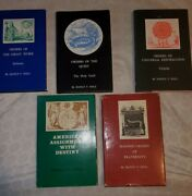 Manly P Hall- The Adepts In The Western Esoteric Tradition- 5 Vols 1st Editions