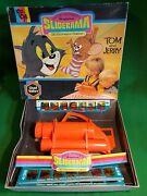 Sliderama Film Projector 32 Strips Tom And Jerry Vintage Chad Valley Toy Complet