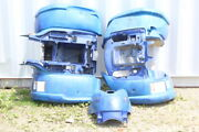 2004 Yamaha Grizzly 660 Front Rear Fender Kit 5km-w2151-00-00