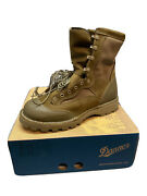 Danner Usmc Rat Temperate Tw Military Boots - 15660x - Mens Size 10 R - Usa