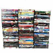 100 Dvd Collection Huge Lot Of Mixed Genre Movies See Photo Of Dvds - Lot 3198