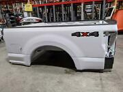 2020 Ford F350 Super Duty New Takeoff Oem 6ft Truck Bed/box W/o Lamps/gate White