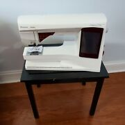 Husqvarna Viking Ruby Deluxe In Excellent Condition