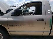 No Shipping Driver Front Door Chassis Regular Cab Fits 03-10 Dodge 3500 Pickup