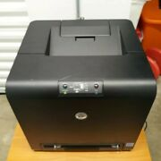 Dell Color Laser Printer 1320c And Toner For Parts Not Working 8956 Pages
