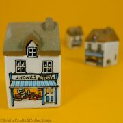 Wade Whimsies 1984/85 Set 4 - Whimsey-on-why - 28 Butcher Shop