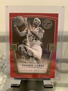 2003-04 Lebron James Flair Rookie Class Black And White Rc D /799 Cavs Fleer 03