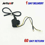 For Yamaha Outboard Ignition Coil 61a-85570-00-00 2 Stroke 1990-2005 150hp-250hp