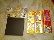 Huge Collection Of Vintage Sports Cards Album Baseball Basketball Looney Tunes