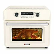 26qt Digital Air Fryer Convection Oven, Dehydrator Oilless Cooker With Separate