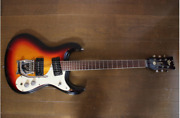 mosrite Usa65 Ventures 65 Year Model 6 Strings Dot Inlays Made In Usa