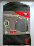 Weber 7109 Grill Cover For Summit 600-series Gas Grills, Black