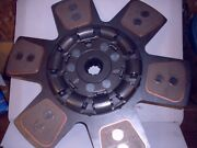 Fits Ihc 1066 1086 1206 1256 1456 1466 1486 4166 New Tractor Clutch 393117