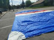 Used North Symmetrical Spinnaker Sail 65and039 Luff. Tp 52 .6oz