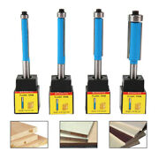 1/4 - 1/2 Flush Trim Top And Bottom Bearing Router Bit 1/4and039and039 Shank Drill Bits