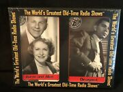 40s 50s Vtg Radio Stories Philco Old Time Talk Show Soundtrack Dragnet And Comedy