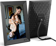 Nixplay 10.1 Inch Smart Digital Picture Frame Share Video Clips And Photos Inst