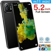 2021 New Android Dual Sim Smartphone Unlocked Mobile Phones Face Id Finger Print