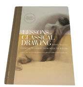 Lessons In Classical Drawing By Juliette Aristides Book W/ Dvd Tutorial