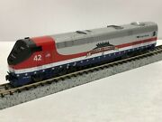 Kato P42 Amtrak Veterans 42 Dc, Dcc-ready - Extremely Rare, Perfect Condition