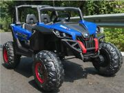 Atv Buggy 2 Seat 200 W 24v Drive Kids Ride Battery Powered Electric Car W/remote