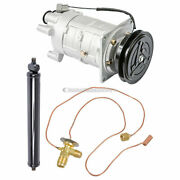 For Jaguar Xj6 1985 1986 1987 Ac Compressor W/ A/c Drier And Exp Csw