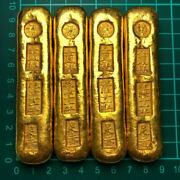 Pypy Super Rare Ancient Chinese Coins Gold Locks Gold Coins Qianlong 11 Y