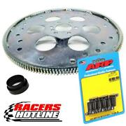 Gm Ls To Th350 Th400 Flexplate Adapter Kit W/ Flexplate Bolts For Ls Swap