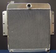 1954 Dodge Job Rated Truck With The Original Flathead In-line Six Cyl Radiator