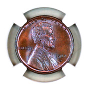 1912-d Ms65 Rb Ngc Lincoln Wheat Penny Superb Registry Quality Collection