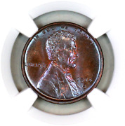 1914-s Ms64 Bn Ngc Lincoln Wheat Penny Superb Registry Quality Collection