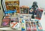 Star Wars Lot 17trivial Pursuit Pez Hot Wheels Lunch Boxes Book And More