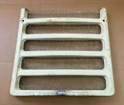 Farmall 460 560 R C Tractor Original Lower Grille W/ Screen And Aluminum End Caps