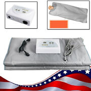 Infrared Body Detox Machine Spa Weight Loss Bag Thermal Heating Blanket Ce Fda