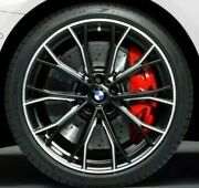 Bmw Oem G01 G20 G29 G30 G31 M Performance Brake Kit Front And Rear Red Calipers