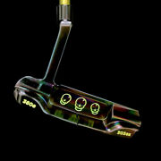 Swag Golf Putter 3rd Anniversary Of Japan Release Handsome One Black Opal Angkor