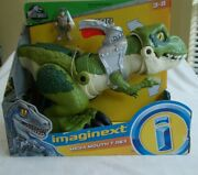 Fisher-price Gbn14 Imaginext Jurassic World Mega Mouth T-rex