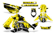 Honda Grom125 Graphics Kit Dirt Bike Decals Stickers Wrap Grom 125 13-16 Reap Y