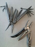 Leatherman Freestyle And Wave Multi Tools Free Shipping
