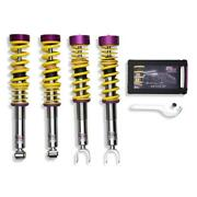 Kw Suspensions 35256010 Height Adjustable Coilovers With Independent Compression