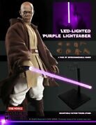 Toys Works Star Wars Mace Windu 1/6 Toy Figure With Box Shipped From Japan