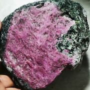 6.34 Lb Top Quality Natural Ruby Zoisite Epidote Gemstone Raw Rock Rough W4961