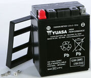 H-p Factory Activated Agm Maintenance Free Battery Ytx14ah Indian Springfield 19