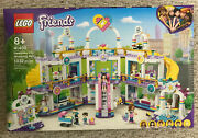 Lego Friends 41450 Heartlake City Shopping Mall Not Mint Olivia Sophie