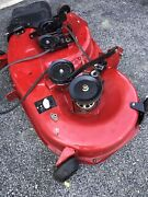 """Sears Craftsman Yts3000 Yt3000 42"""" Side Discharge Lawn Mower Tractor Deck"""
